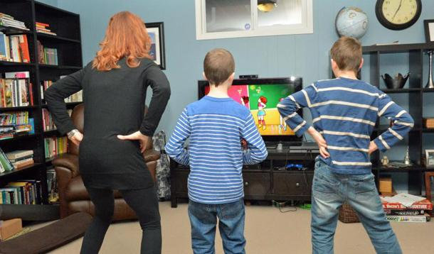 Redefining Family Night: Dance Like EVERYBODY Is Watching