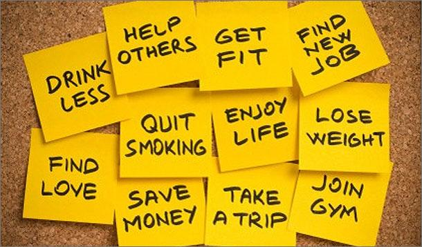 life resolutions for 2013