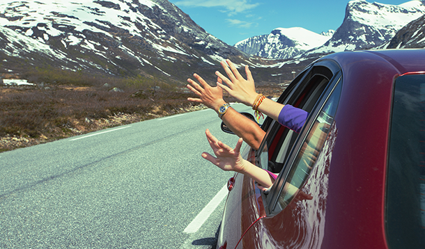 Road Trip Tips for Parents