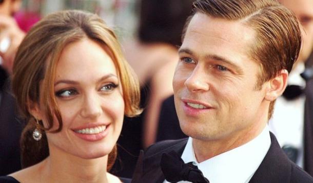 Angelina and Brad divorce