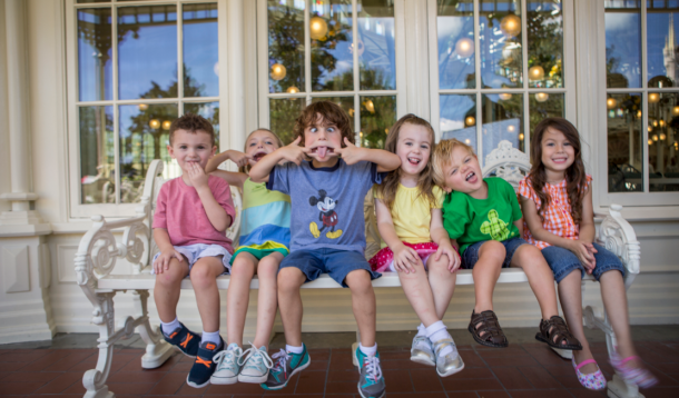 """What is the """"right"""" age to travel to Disney? 