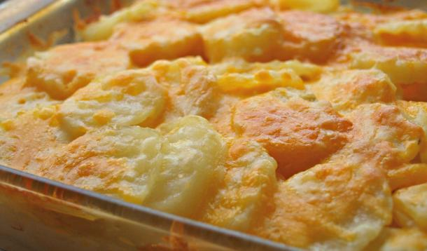 ... potatoes scalloped potatoes with leeks classic scalloped potatoes easy