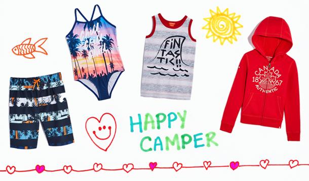 Happy Camper Checklist