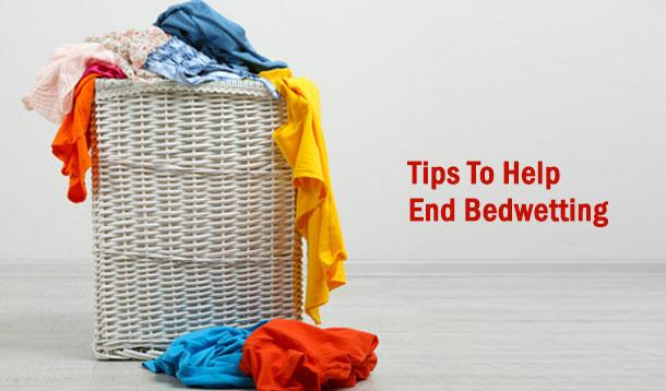 bedwetting tips