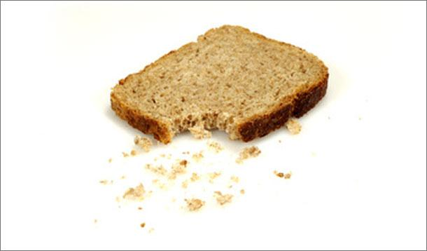 How To Crumb Bread Without A Food Processor