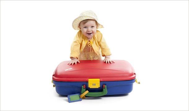 6 Useful Tips When Traveling with Kids