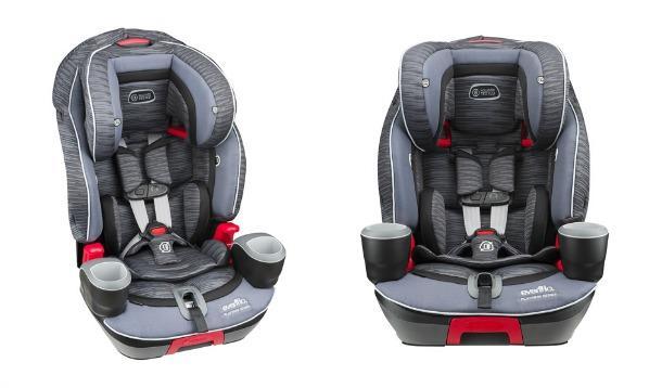 Recall Evenflo Evolve 3 1 Combination Car Seat Yummymummyclub Ca