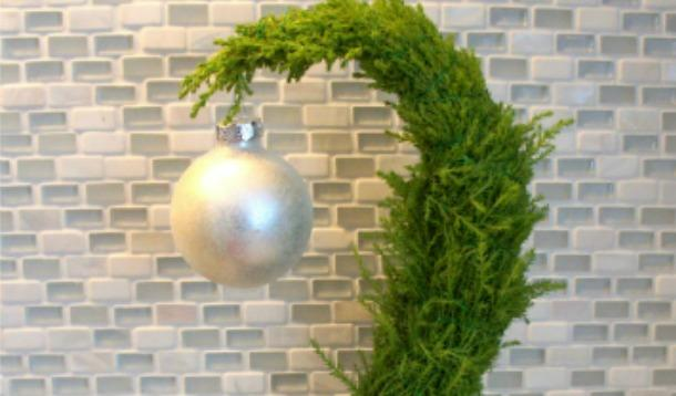 The Grinch Tree is a fab little number! - Your Heart Will Grow 3 Sizes With This DIY Grinch Tree