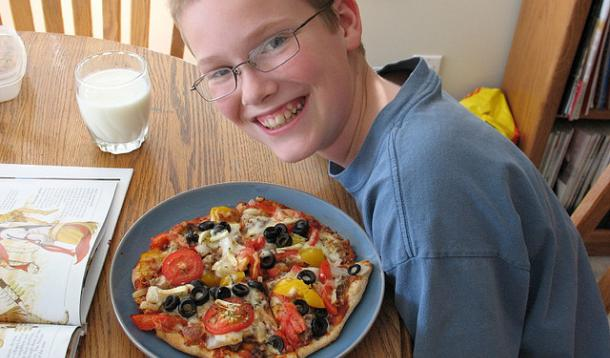 Getting Creative With Teens Who Are Picky Eaters
