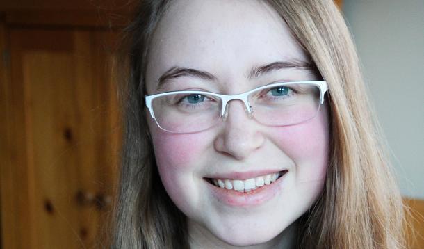 Lauren McMillan Celiac Teen