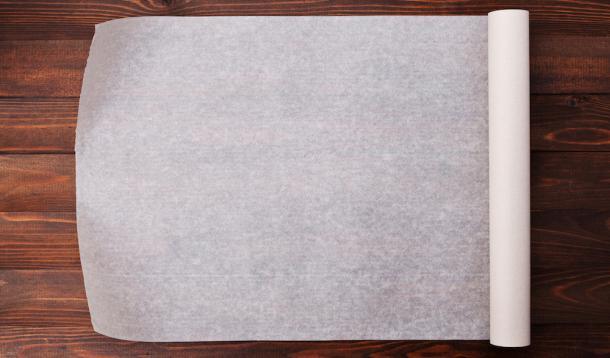 Parchment Paper Hack