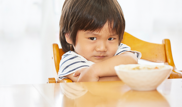 Picky Eating Can be an Assertion of Control - and You Are NOT Going
