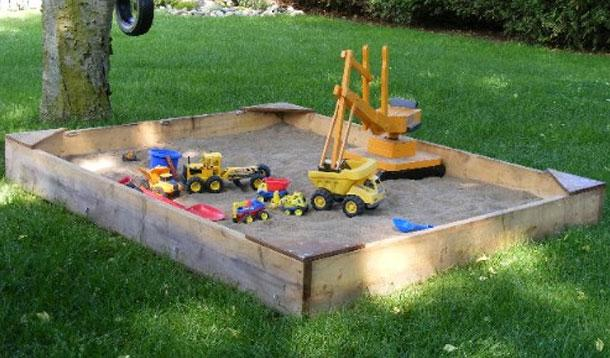 Keep Insects And Cats Out Of The Sandbox With This ...