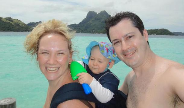 Travelling To The South Pacific With Kids