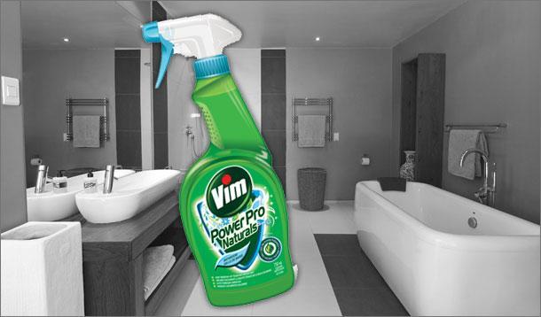 YMC Vim PowerPro Naturals Bathroom Review