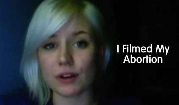 filming abortion