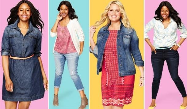 Old Navy Online Now Offering Plus Sizes :: YummyMummyClub.ca