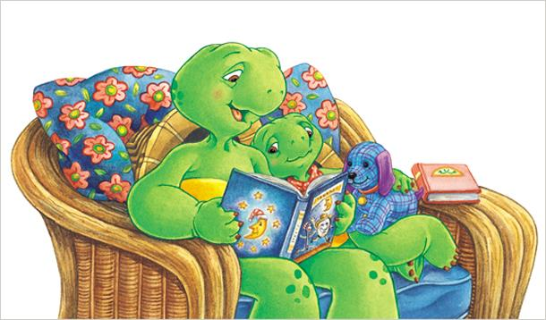 How A Loveable Turtle Can Help Your Child Learn