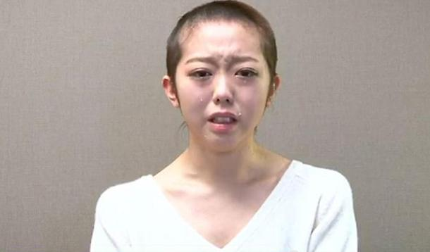 J-pop Idols Teary Apology For Dating