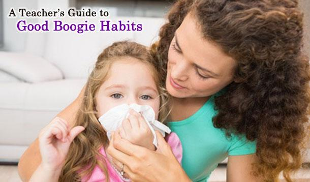 6 Ways To Keep Your Child Germ-Free This School Year