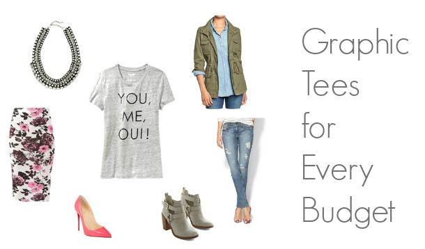 How to style a graphic t-shirt