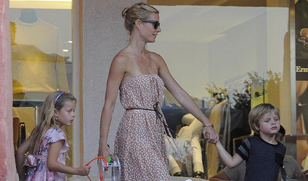 gwyneth and kids