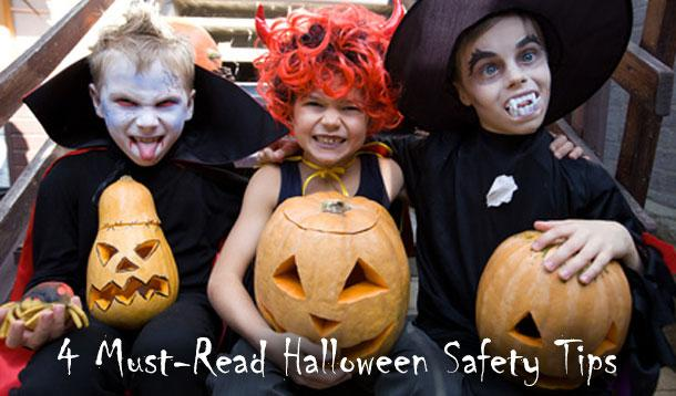 Tips To Help Your Child See And Be Seen This Halloween