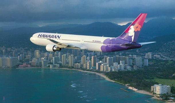 hawaii plane flight