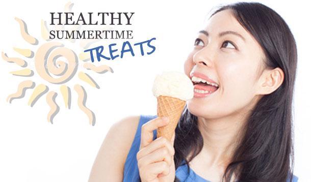 healthy summer treats
