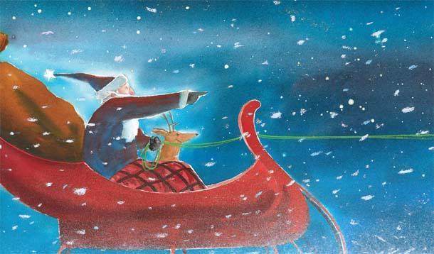 Santa in schools
