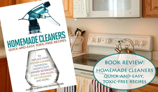 Green, Safe, and Homemade Cleaner Recipes