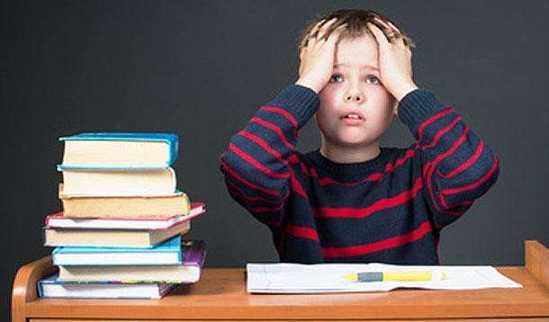 Homework and stress