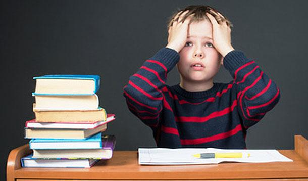 tips to handle homework stress