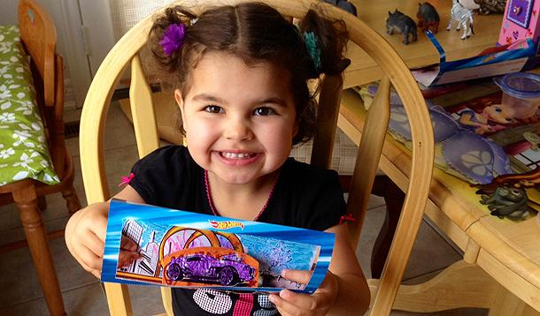 What? Hot Wheels Can Make Our Kids Smarter?