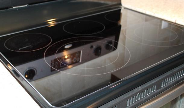 How to clean your glass top stove using natural How to clean top of oven