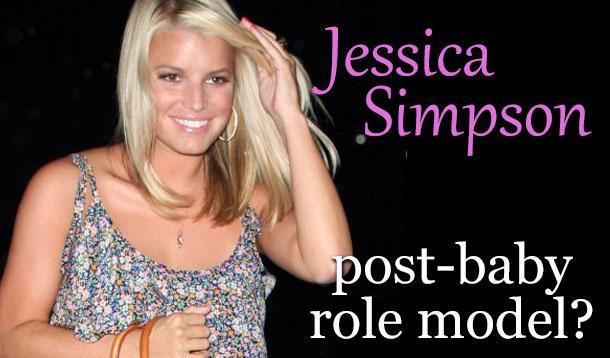 jessica simpson role model