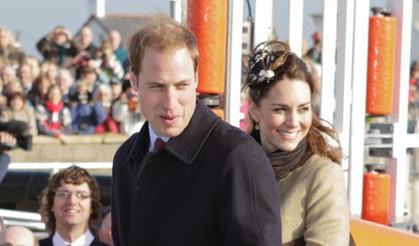 Wait, Has Duchess Kate Gone Into Labour?