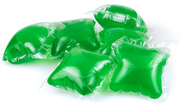 laundry pods, poisoning dangers for children