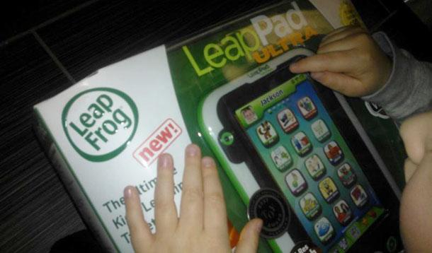 Review: The LeapPad Ultra from LeapFrog