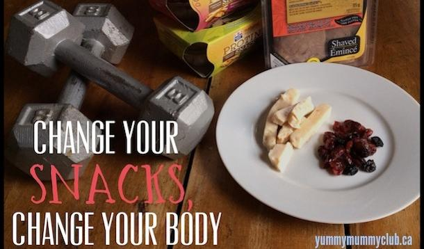 Change Your Snacks, Change Your Body