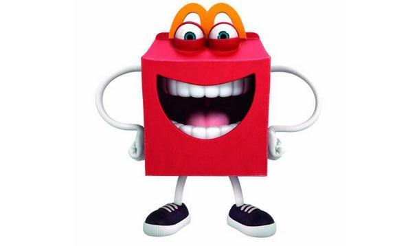mcdonalds mascot