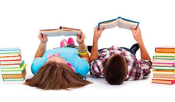how to bond with your teen using books