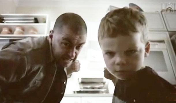 children copy their parents