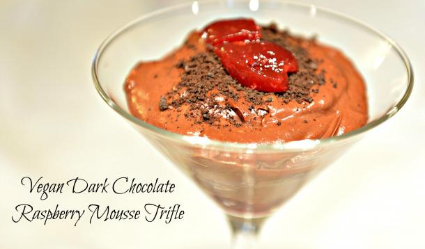 vegan_dark_chocolate_raspberry_trifle