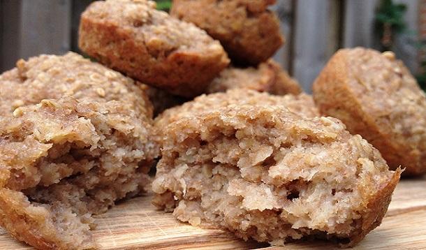 Breakfast Muffin Cakes