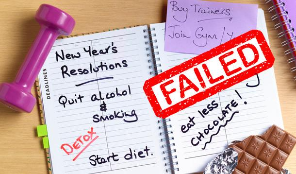 Image result for new year diet fails