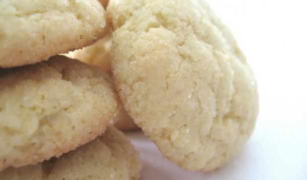 No Roll Sugar Cookie Recipe