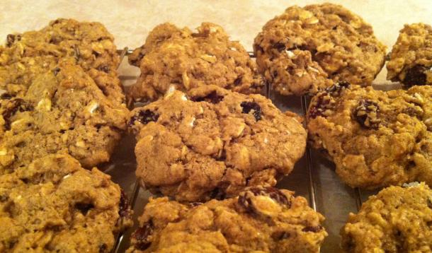 The Best Oatmeal Raisin Cookie Recipe :: YummyMummyClub.ca