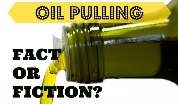 oil pulling: fact or fiction?