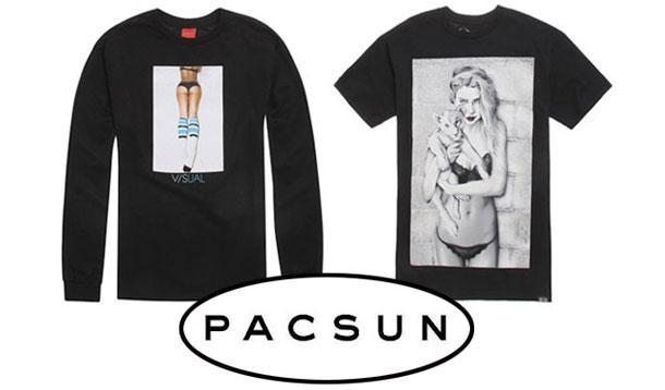 pacsun tshirts